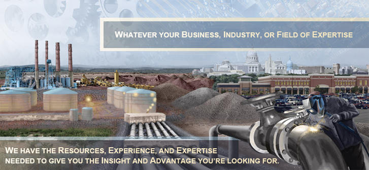 Whatever your business, industry, or field of expertise